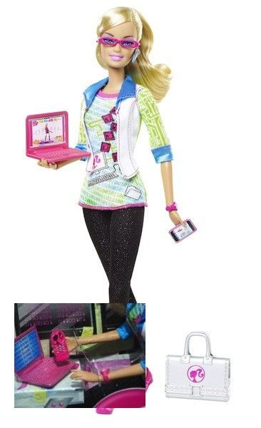I still kind of want one of these... you're never to old for Barbies, right?Clever Gift, Gift Ideas, Hall Kate, Darling Fiance, Barbie Direction