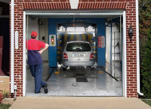 Garage Door Murals