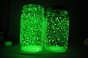 Made With Love: DIY Rechargeable Fairy Glow Jars