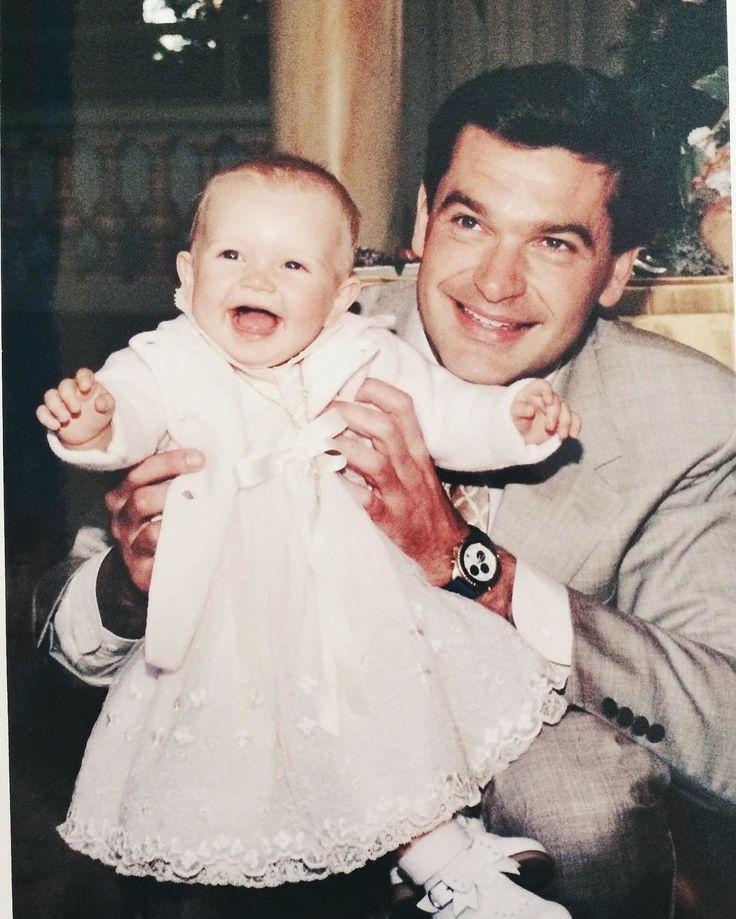 Baby Camille with her father Jean-Raymond Gottlieb - Source: Instagram/Camille Joyeux anniversaire a la plus belle personne dans ma vie!  Au plus beau, au plus gentil, intelligent, musclé, généreux, fou, et surtout au plus drôle des papas du monde entier! #TelPereTelleFille  I'm sorry but my heart belongs to daddy ❤
