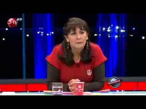 Candidata Presidencial Roxana Miranda