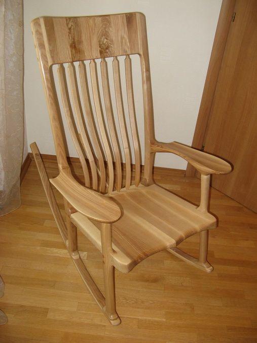 кресло-качалка а-ля Малуф