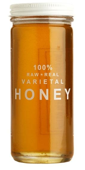 Wild Raspberry Honey Maine - raw honey has about 1/2 the Gycemic Index as processed (regular) honey.