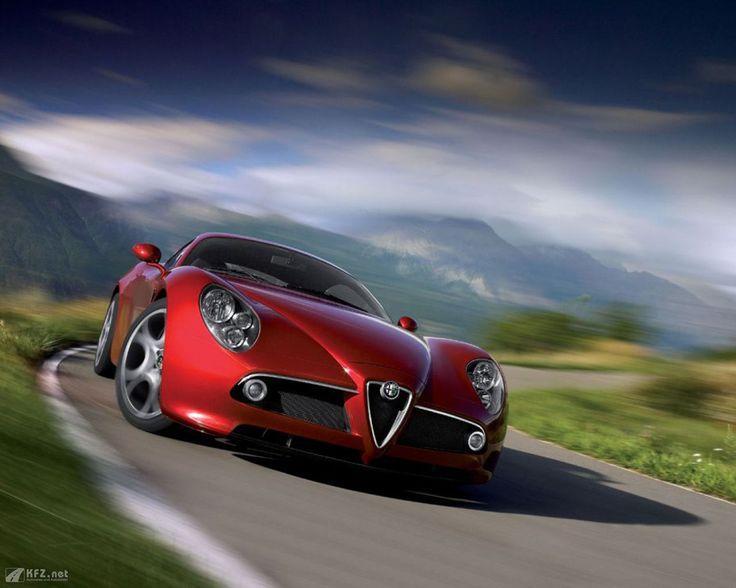 Alfa Romeo C Wallpaper