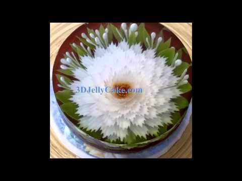 3D Jelly Cake Album - YouTube