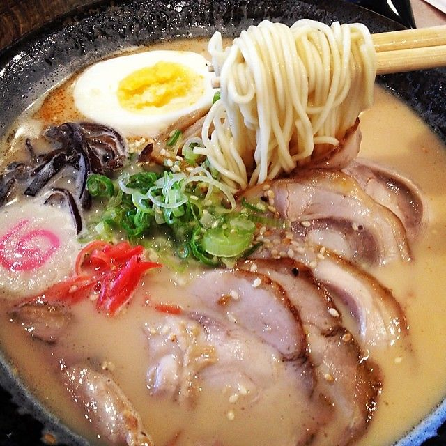 Ramen with egg and pork at sapporo ramen orlando fl for 0 5 japanese cuisine