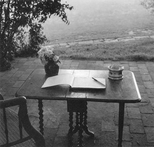 Image result for virginia woolf writing desk monks house