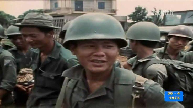 Ngày Cuối 30-4-1975 - Quân Đội Sài Gòn Tan Rã Và Tháo Chạy