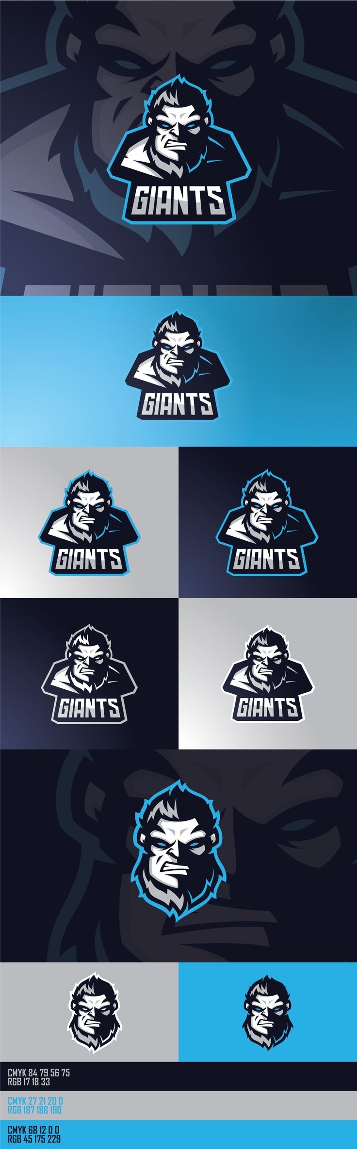 GIANTS on Behance                                                                                                                                                                                 More