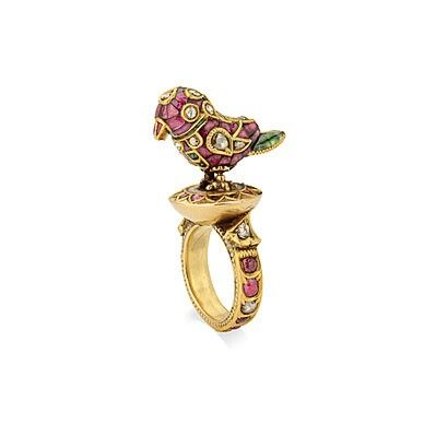 Mugal jewellry art
