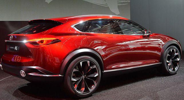 2017 Mazda CX-7 - release date