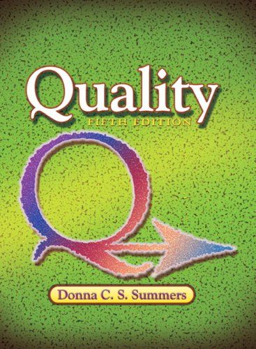 Quality (5th Edition)  #Book