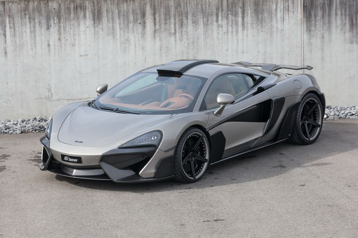 McLaren, Mercedes and Tesla Models Shake Geneva with FAB Design`s Aero Packages - Automotorblog