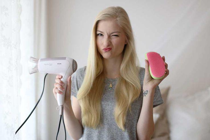 Welche Regeln muss man beachten, wenn man die Haare schön lang wachsen lassen will? Welche Pflege bei Spliss? Abschneiden? Frisör? Fragen über Fragen.