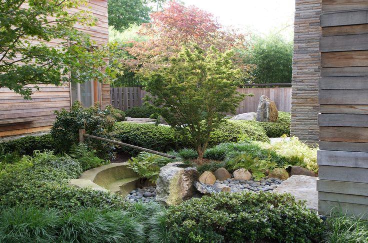 Les 49 meilleures images du tableau jardin zen sur - Tableau jardin japonais ...