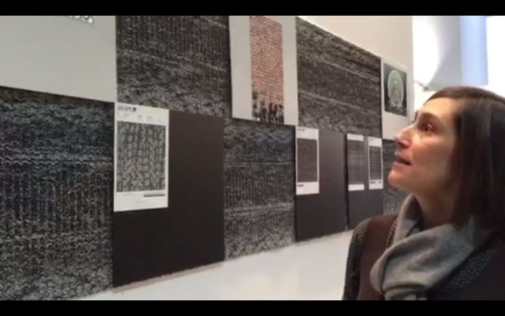 Sandra Lorenz, Aquafil's in-house designer is presenting the virtual sampling software. This software allows to create carpets with space dyed yarns visualizing the final results beforehand. VIDEO in ENGLISH