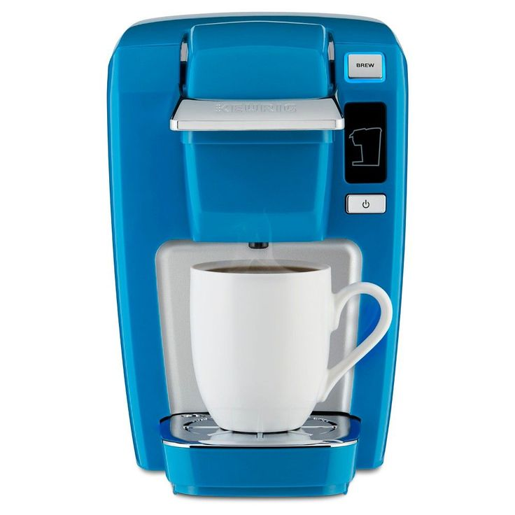 Keurig K15 Coffee Maker - True Blue