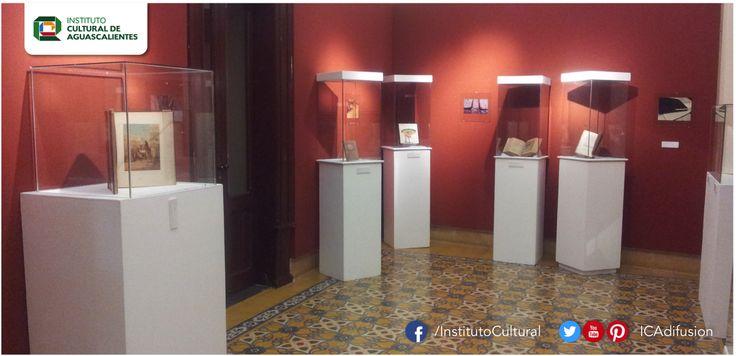 """Galería """"La señal en el muro"""" en el CIELA Fraguas · #Aguascalientes"""
