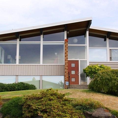 Mid Century Seattle Home Midcentury Modern Pinterest