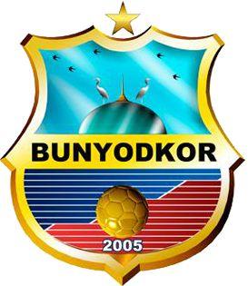 2005, FC Bunyodkor (Tashkent, Uzbekistan) #Bunyodkor #Uzbekistan #UzbekLeague (L8532)