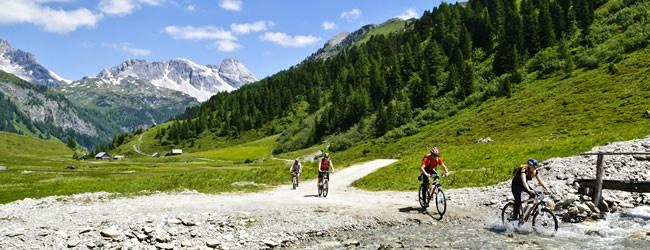 Bike Routes throughout Salzburg    http://www.austria.info/us/austria-nature-adventure/biking-throughout-austria-1125458.html