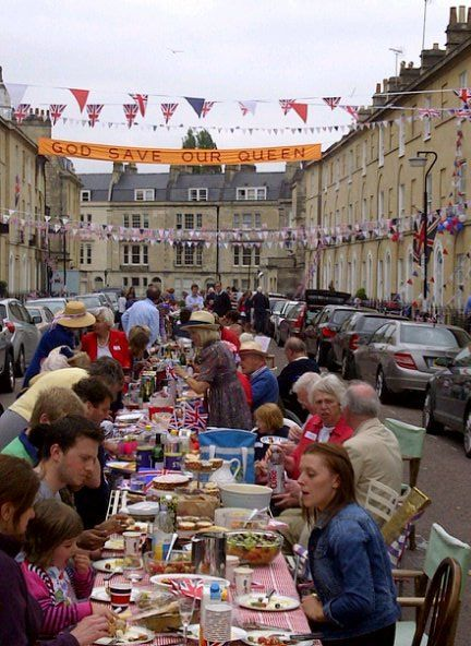 british street party - Google Search
