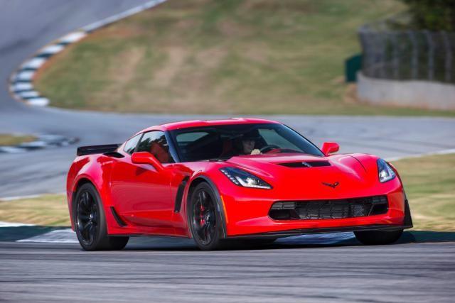 Chevrolet Releases 2016 Corvette Price Info: 2016 Corvette Z06 Price