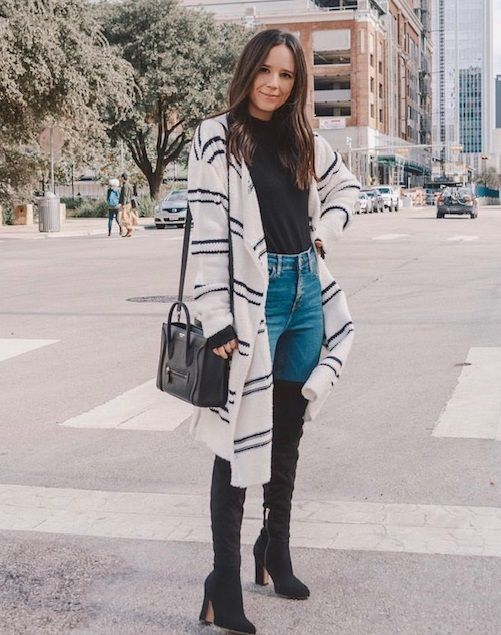 48c6d1cdf6538c  anacvitanovic is wearing our striped open cardigan shop at  nordstromrack