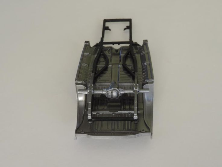 Gasser frame for AMT 57 chevy - Model Building Questions and ...