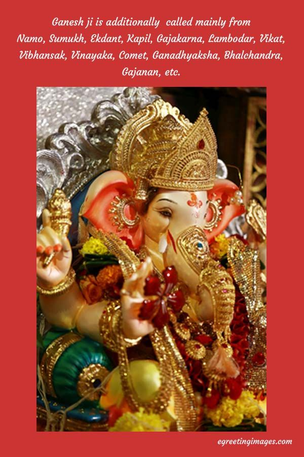 Ganesh Chaturthi Festival 2020 In 2020 Greetings Images Festival Ganesh