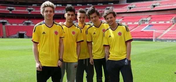 One Direction en Colombia