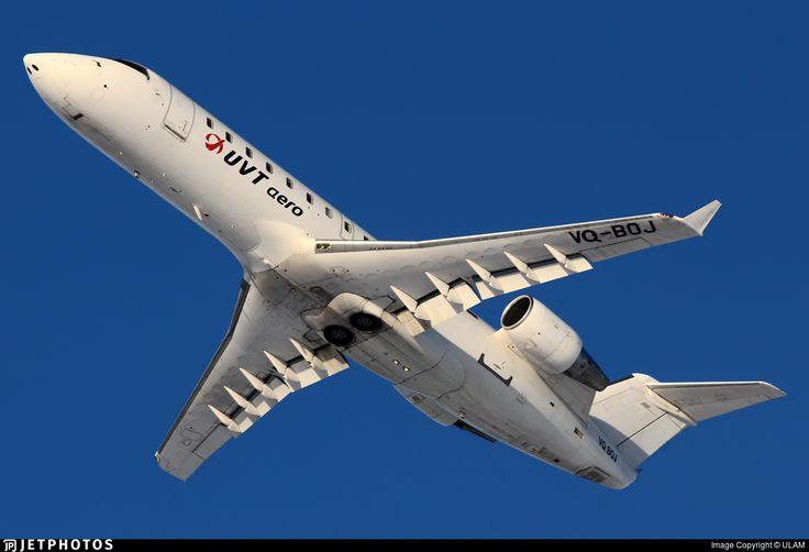 Photo of VQ-BOJ - Bombardier CRJ-200ER - UVT Aero