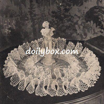 Mejores 27 imágenes de Vintage crochet patterns en Pinterest ...