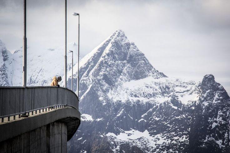 Hamnøy Lofoten