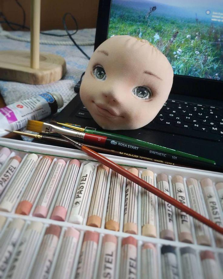 105 отметок «Нравится», 5 комментариев — куклы текстильные (@alesya.legeza) в Instagram: «Кое кто рождается#текстильныекуклы #творческийпроцесс #процесссоздания #dolls #doll #hendmade…»