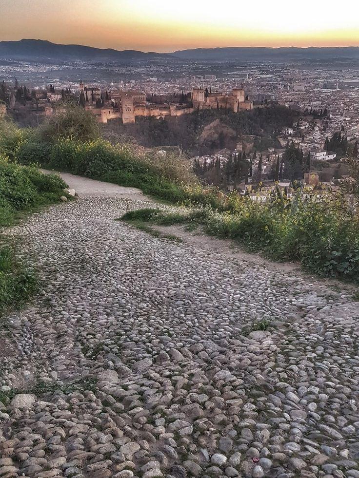 Camino a la Alhambra