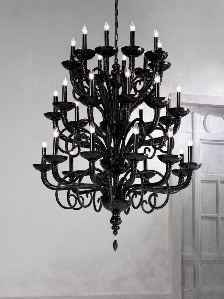 fantastic lighting chandeliers. 36 light chandelier by de majo fantastic lighting chandeliers l