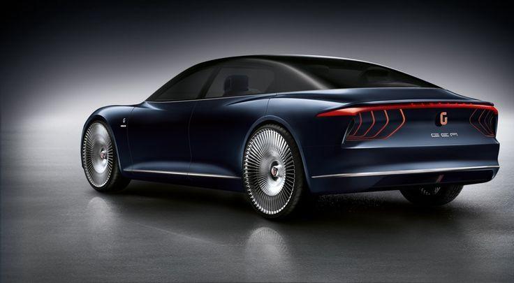 GEA, el coche del futuro.                                                       …