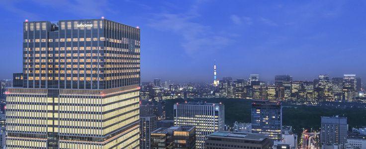 「ザ・プリンスギャラリー東京紀尾井町」公式サイト。東京ガーデンテラス紀尾井町の30階から36階に位置し、西洋の現代的な空間にプリンスホテルが培ってきた和のホスピタリティを掛けあわせた唯一無二のホテルです。