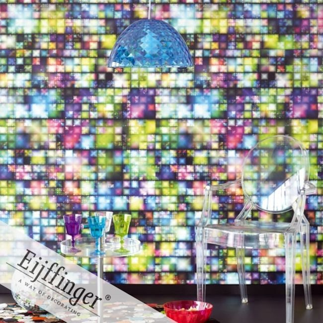 Eijffinger Wallpower Wonders  – Galaxy  Wallpapershop / Murrays Interiors