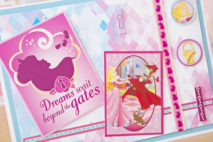 Disney's Sleeping Beauty collection! For more info check out our website...