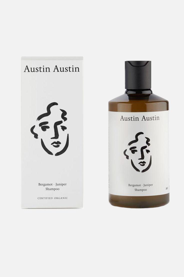 Austin Austin Bergamot & Juniper Shampoo
