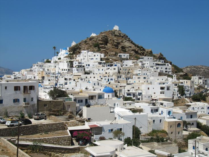 Hora, Ios island, Greece