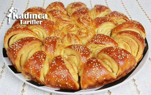 Tereyağlı Bulgar Ekmeği Tarifi nasıl yapılır? Tereyağlı Bulgar Ekmeği Tarifi'nin malzemeleri, resimli anlatımı ve yapılışı için tıklayın. Yazar: AyseTuzak