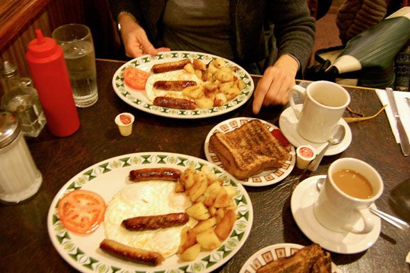The top 30 cheap breakfast in Toronto by neighbourhood