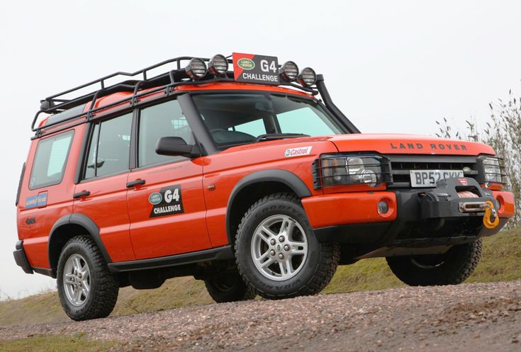 2004 Land Rover Discovery | 1999 land rover discovery ad 2004 land rover discovery g4 c