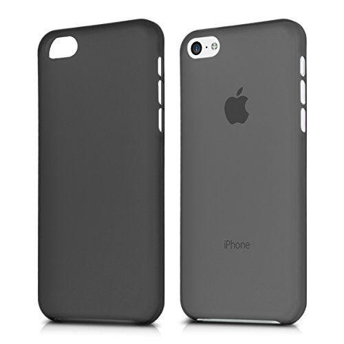 kwmobile Elegante funda ultrafina para Apple iPhone 5C en negro transparente – Mejora el diseño de su Apple iPhone 5C Marca: kwmobile Modelo: EAN13: 4054304721778 Categoría: Carcasas y…