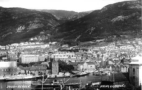Bergen. fra marcus.uib.no