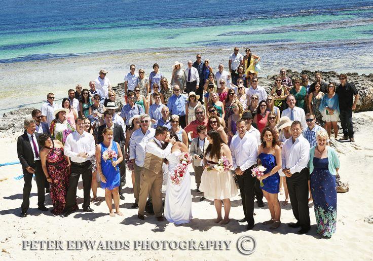 Beach wedding photos #perth #westernaustralia #beach #wedding www.peteredwardsphotos.com.au