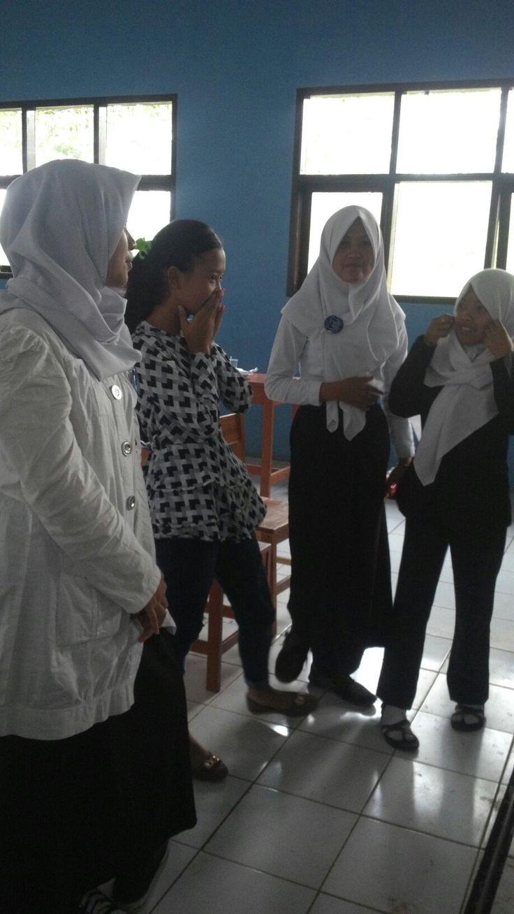 Cewek paling cantik di SMA PBB Arjasari Bandung